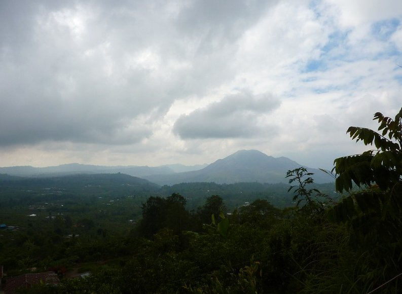 Mount Batur Bali Indonesia Vacation Photo
