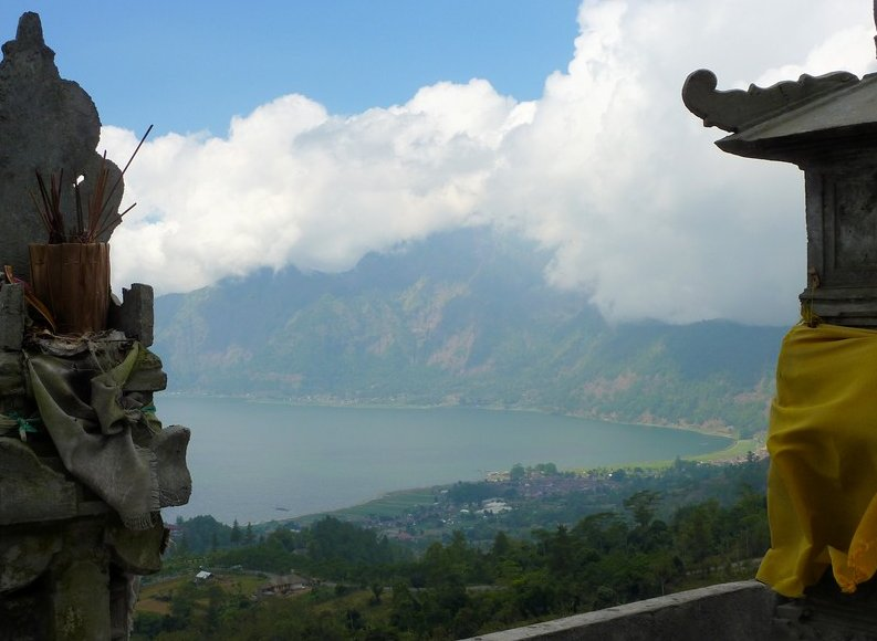 Mount Batur Bali Indonesia Travel Photo