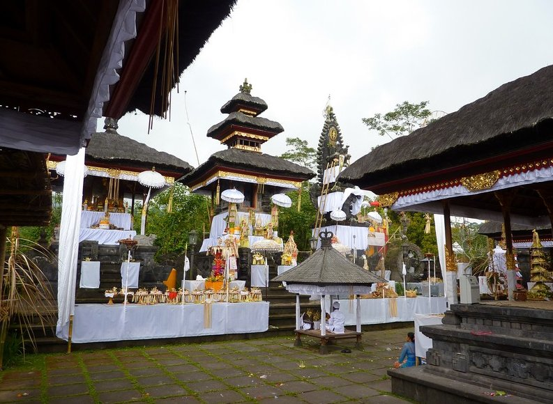 Mount Batur Bali Indonesia Holiday Photos