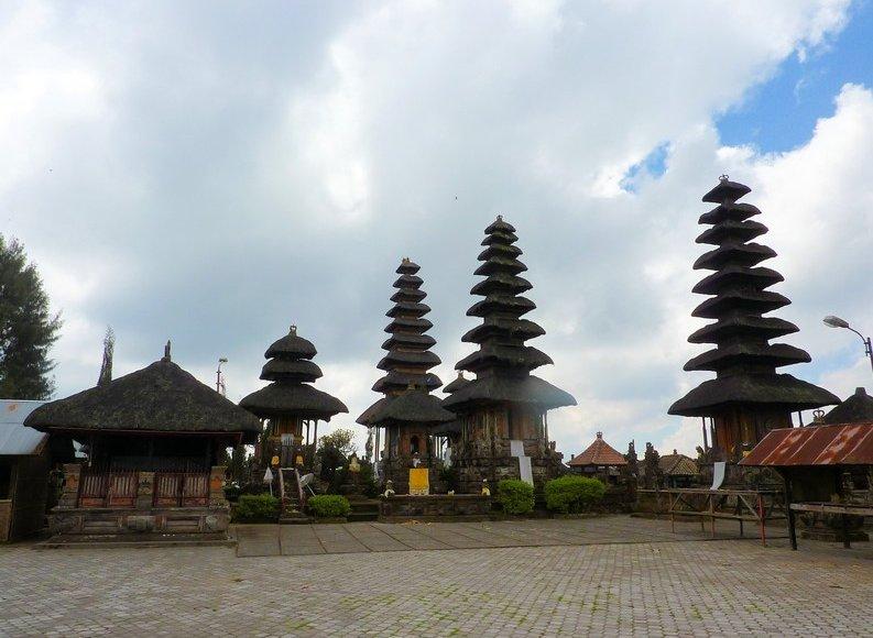 Mount Batur Bali Indonesia Holiday Sharing