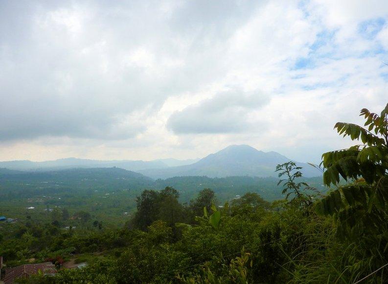 Mount Batur Bali Indonesia Album Sharing