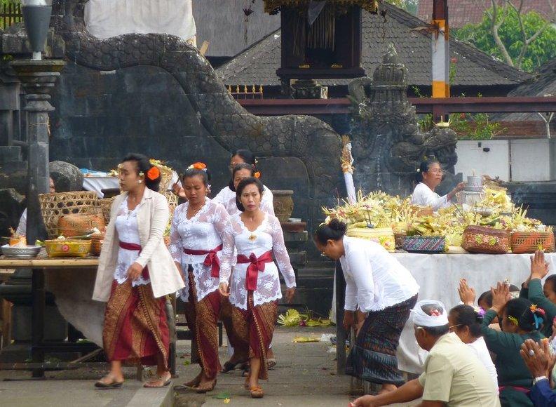 Photo Mount Batur Bali sacred