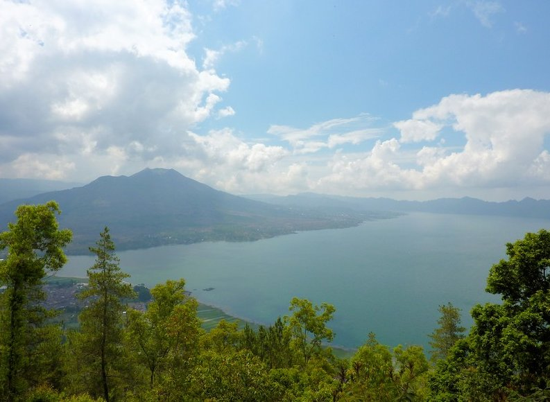 Photo Mount Batur Bali pictures