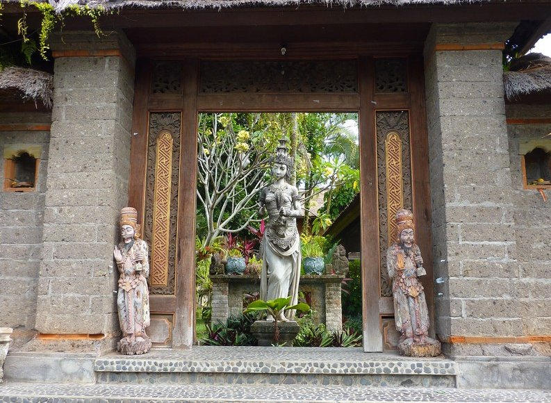 Photo Best hotel in Ubud Bali travelled