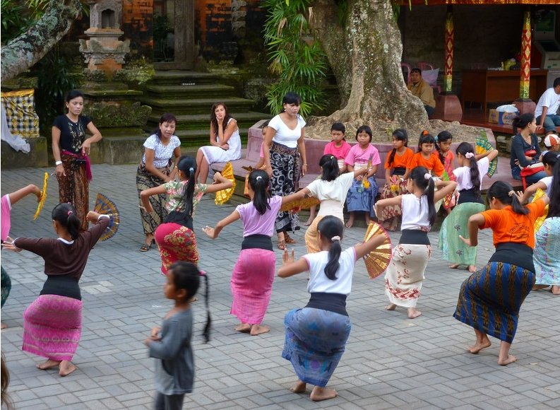 Ubud Indonesia Blog Pictures