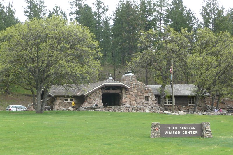 Custer State Park United States Diary Sharing