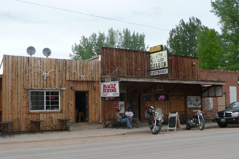 Ten Sleep Wyoming United States Travel Review