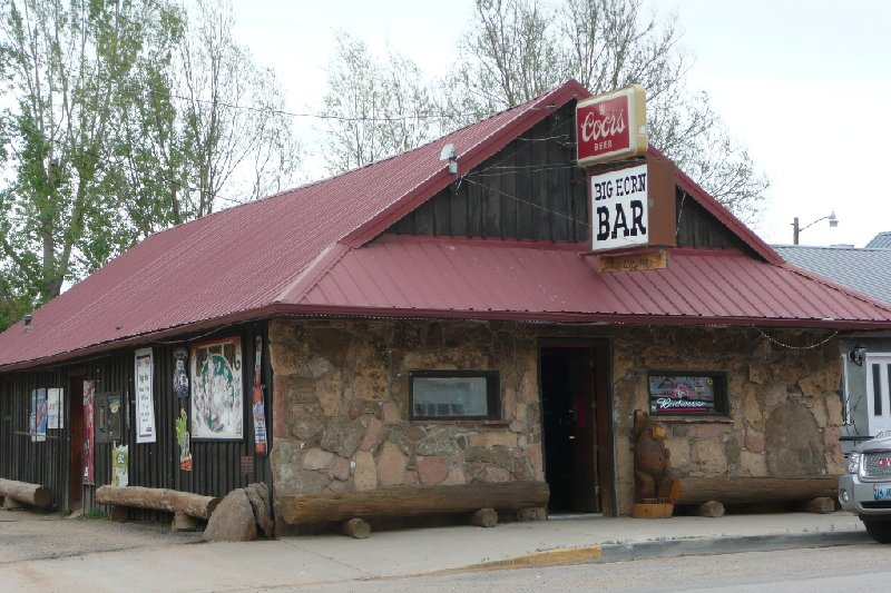 Ten Sleep Wyoming United States Trip Review