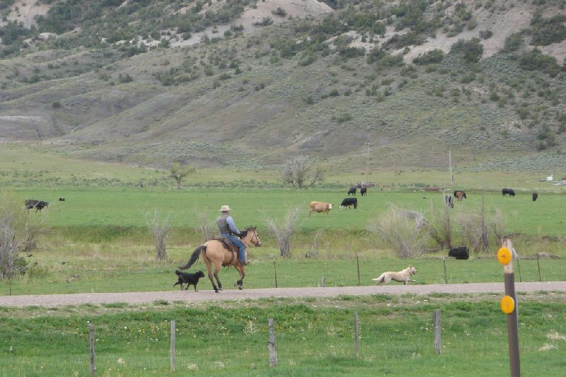 Ten Sleep Wyoming United States Travel Sharing