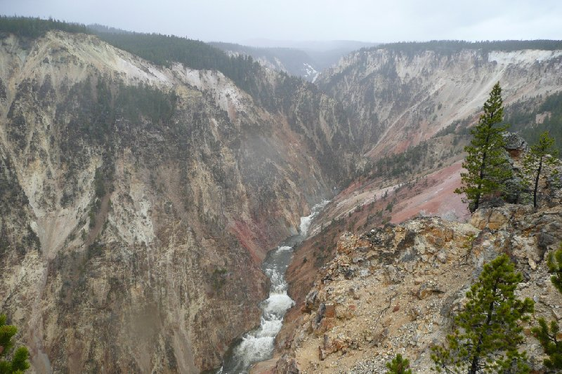 Photo Yellowstone National Park Montana