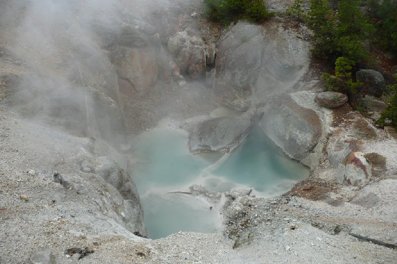 Yellowstone National Park United States Diary Photo