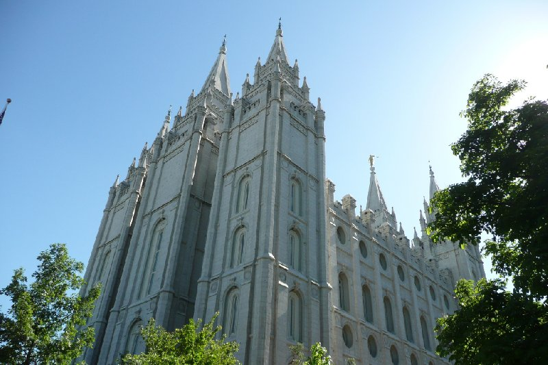 Salt Lake City United States Diary Experience