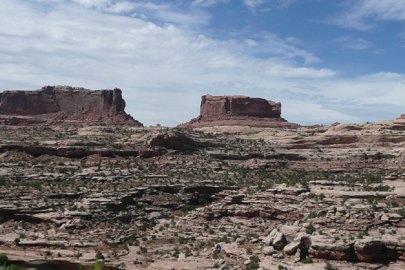 Canyonlands National Park Moab United States Blog Review