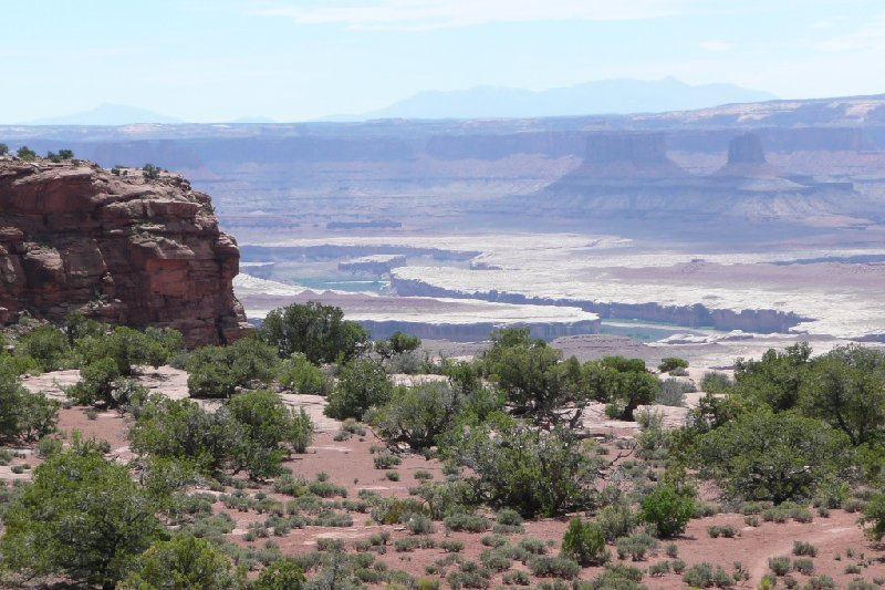 Canyonlands National Park Moab United States Holiday Adventure
