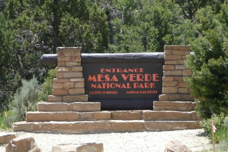 Photo Mesa Verde pictures visiting