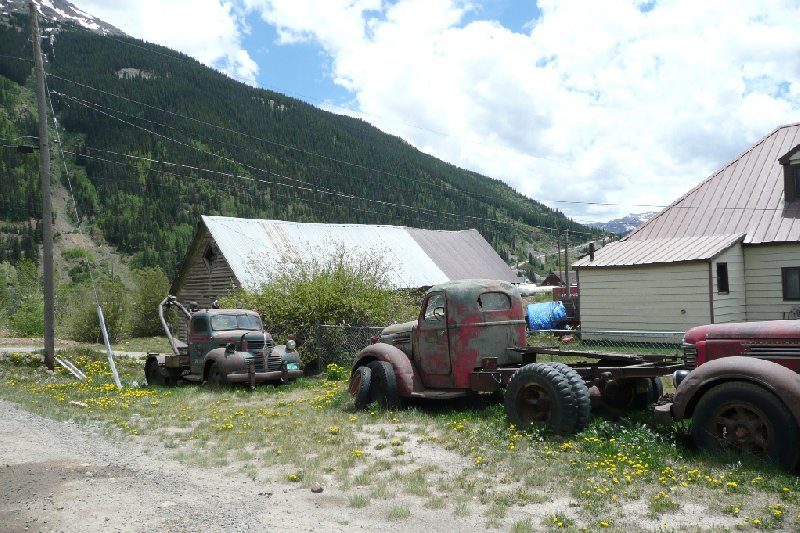 Silverton United States Travel Sharing