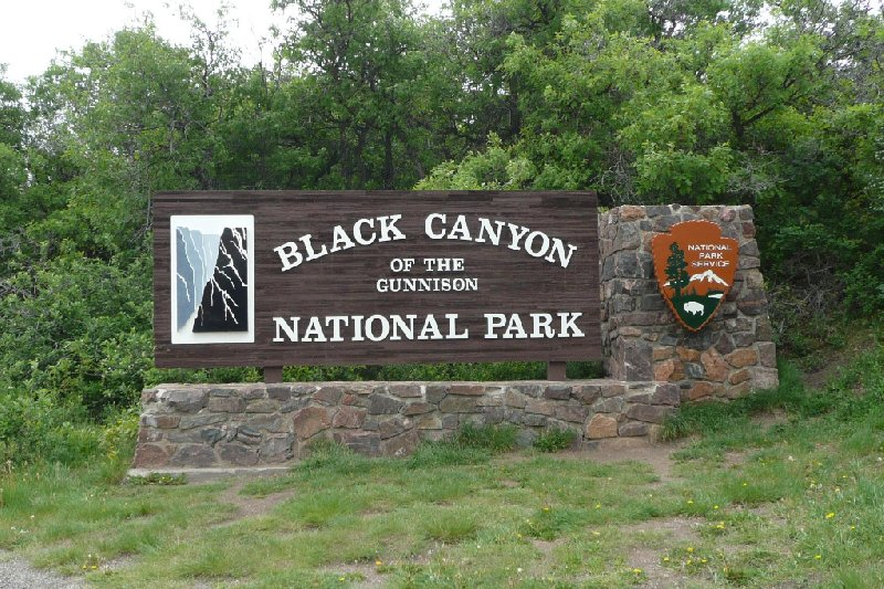 Photo Black Canyon of the Gunnison Park Canyon
