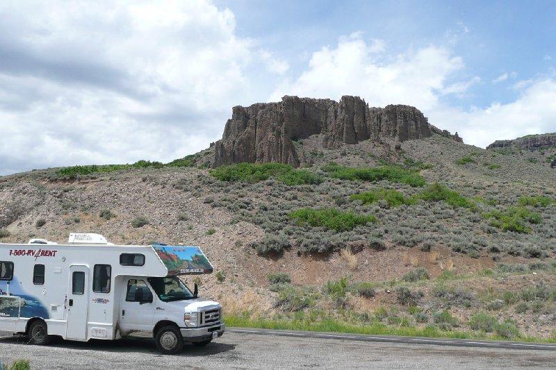 Black Canyon of the Gunnison Park Montrose United States Travel Photographs