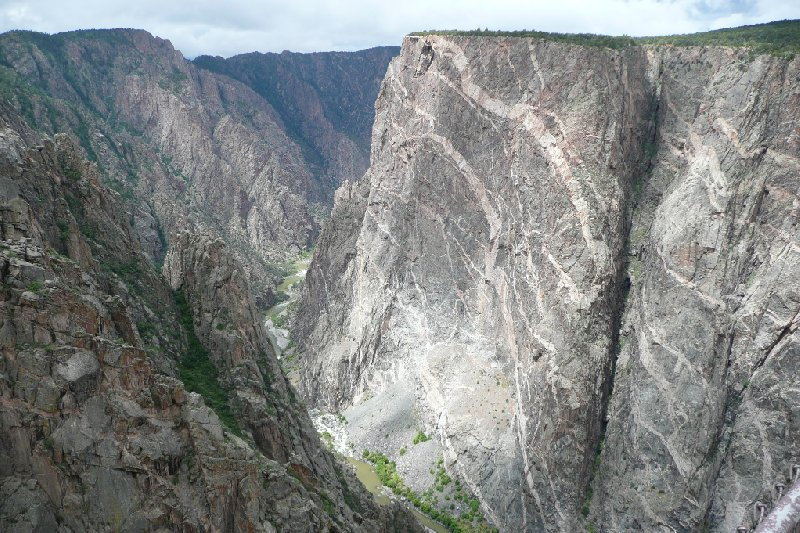 Black Canyon of the Gunnison Park Montrose United States Picture