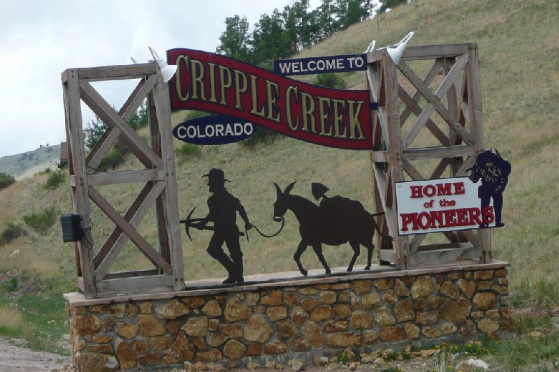 Cripple Creek mine tour United States Vacation Experience