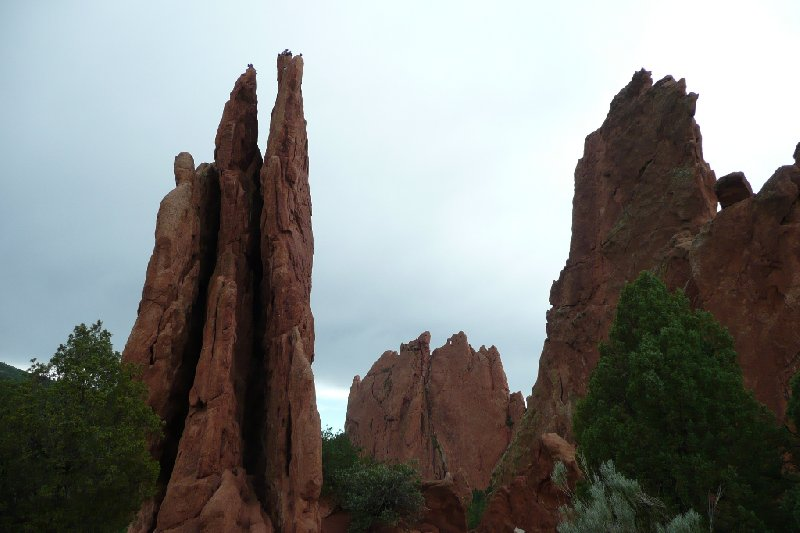 Garden of the Gods Colorado Springs United States Picture gallery