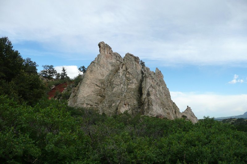 Garden of the Gods Colorado Springs United States Album Pictures