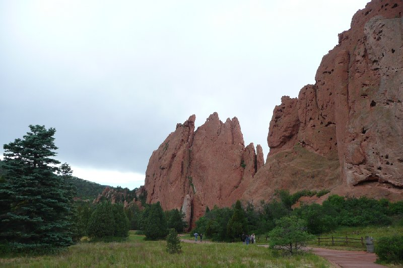 Garden of the Gods Colorado Springs United States Vacation Tips
