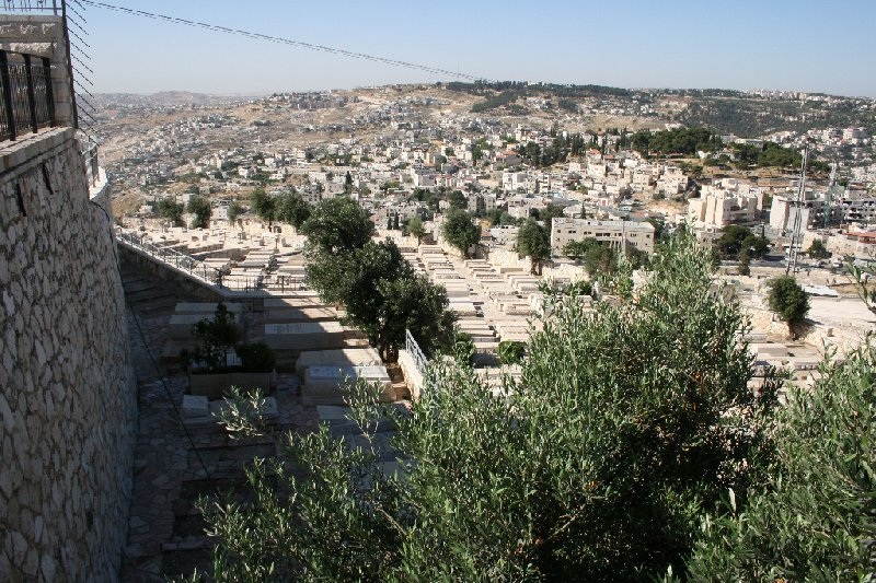 Jerusalem Israel Blog Review