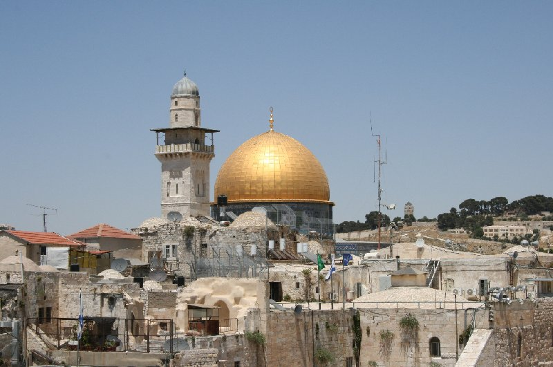 Photo Walking tours in Jerusalem landed