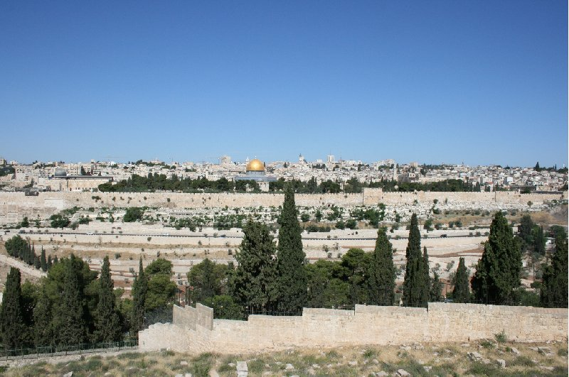 Jerusalem Israel Vacation Diary