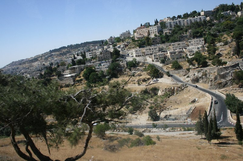 Jerusalem Israel Diary Photo