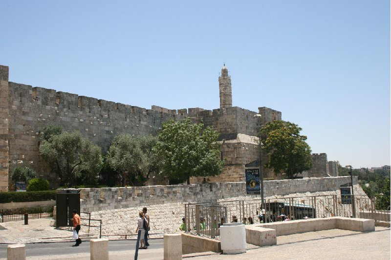 Walking tours in Jerusalem Israel Information