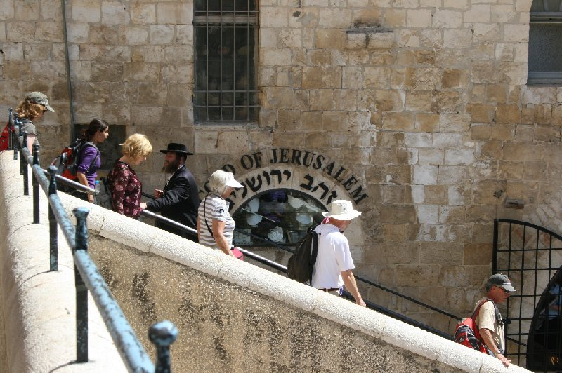 Photo Walking tours in Jerusalem stayed