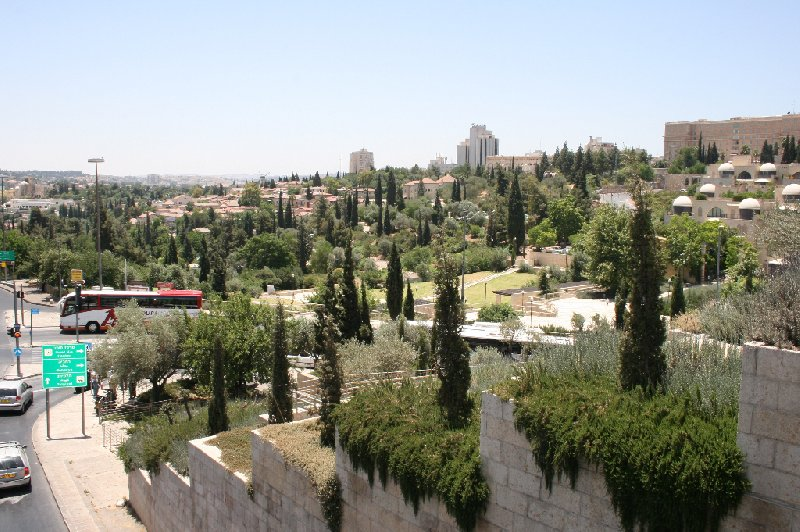Jerusalem Israel Blog Information