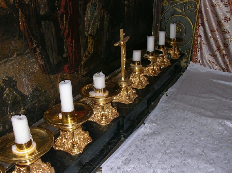 Church of the Nativity Bethlehem Israel Vacation Information