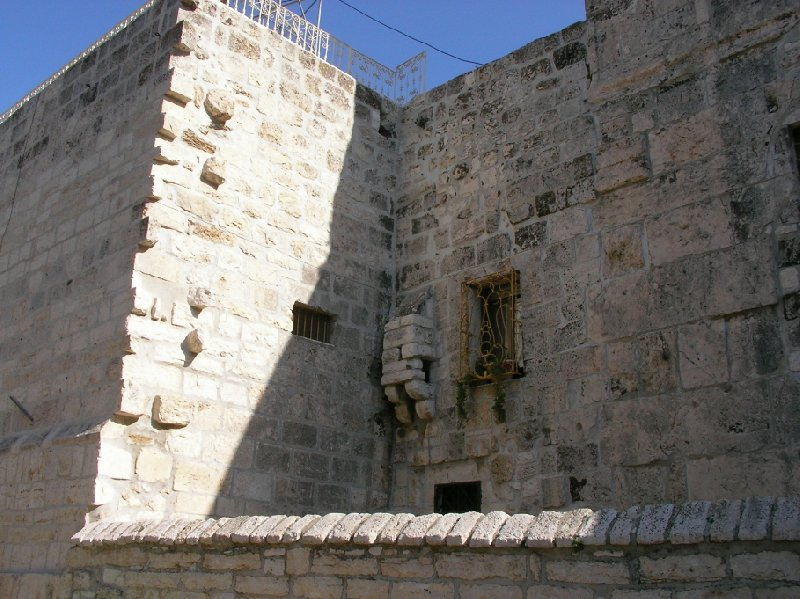 Bethlehem Israel Diary Sharing