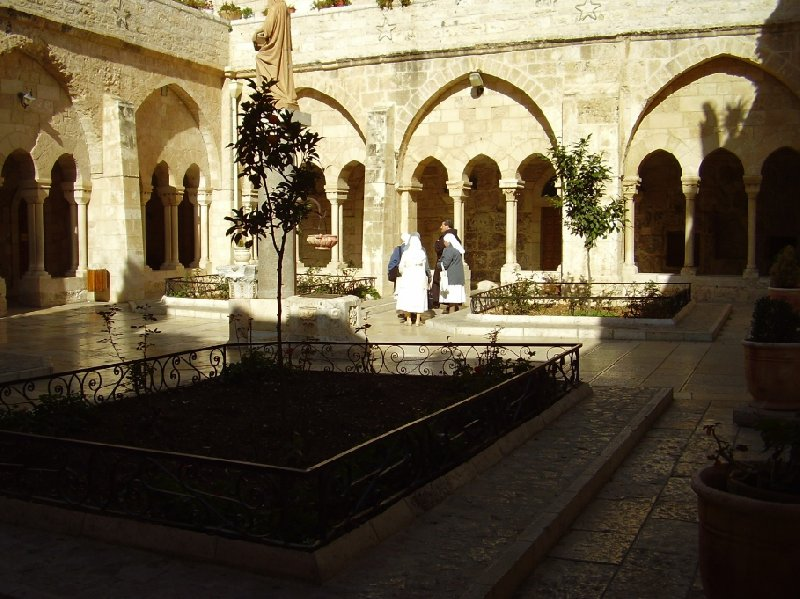 Bethlehem Israel Travel Photo