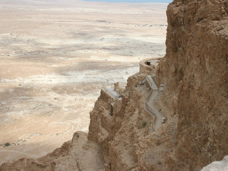 Masada Israel cable car Mezada Holiday Review