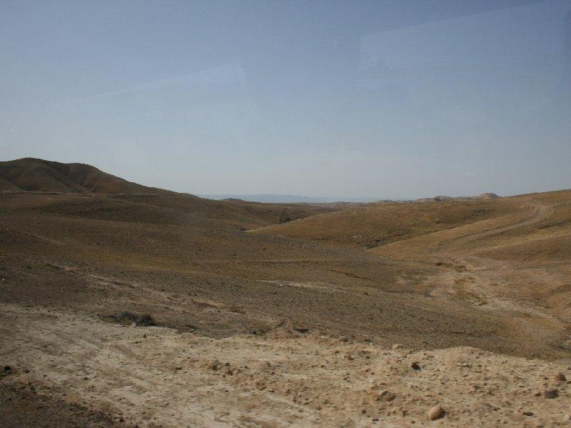 Photo Masada Israel cable car looked