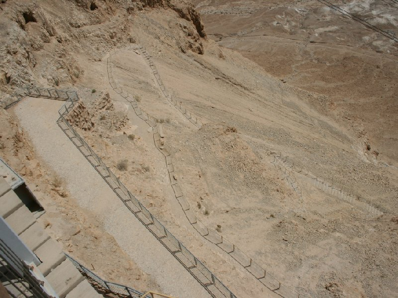 Masada Israel cable car Mezada Trip Review