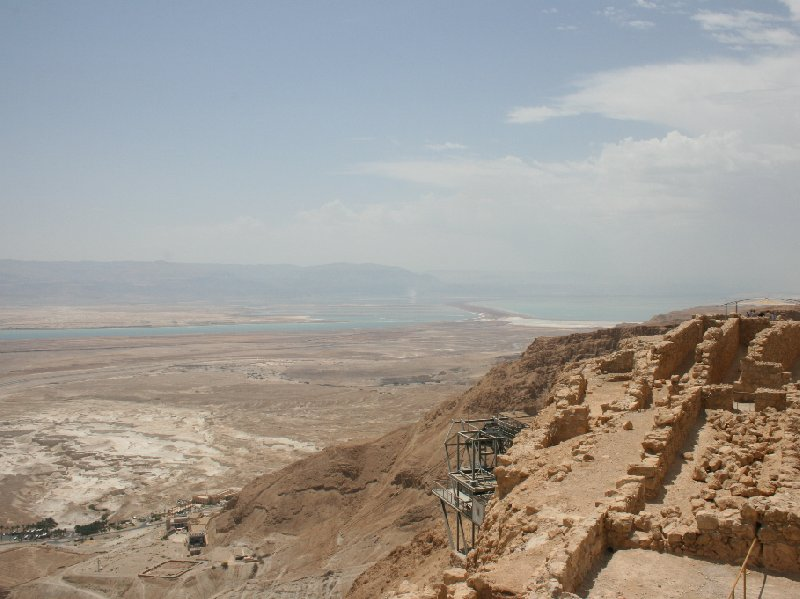 Masada Israel cable car Mezada Travel Photographs