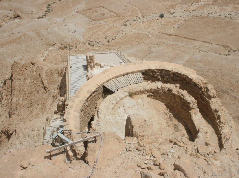 Mezada Israel Travel Experience