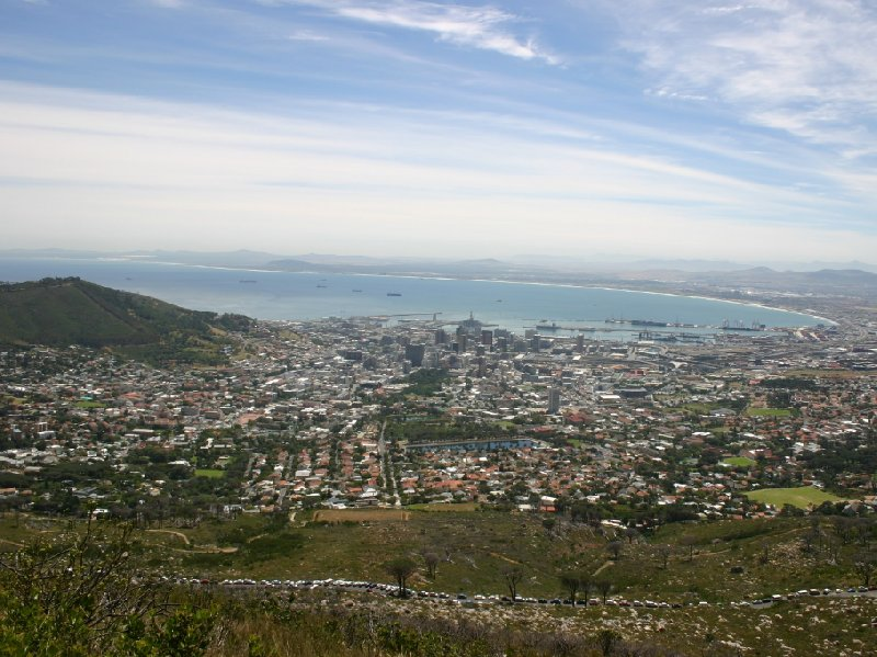 Cape Town Coastline South Africa Holiday Pictures