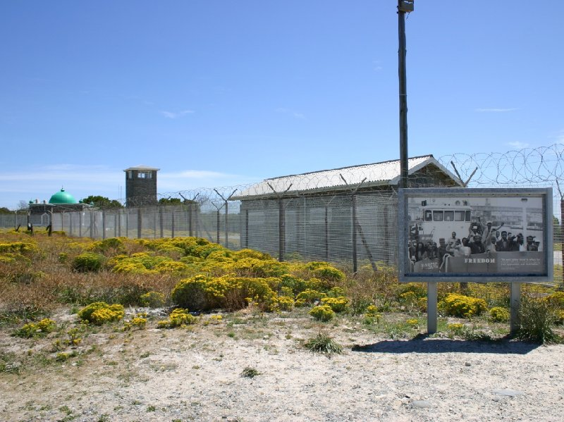 Photo Robben Island Tour starting