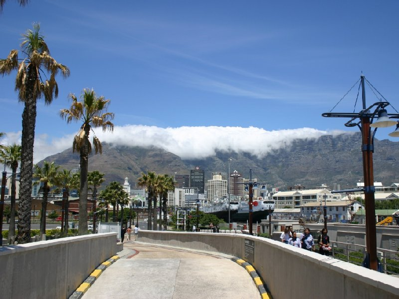 Cape Town Coastline South Africa Diary Sharing