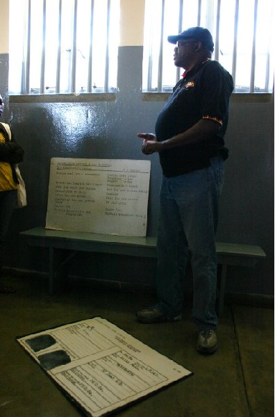 Photo Robben Island Tour landed