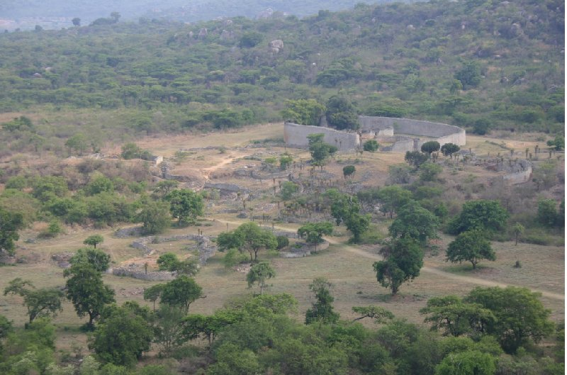 Photo Great Zimbabwe ruins Zimbabwe