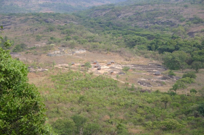 Photo Great Zimbabwe ruins Masvingo