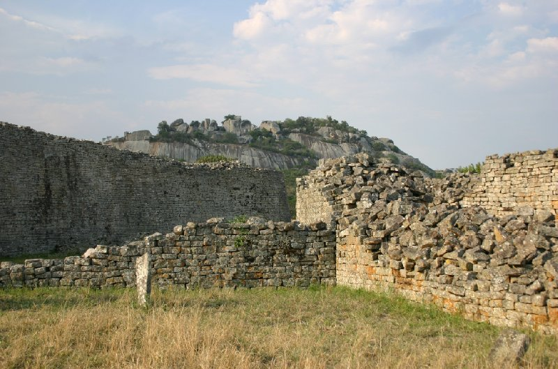 Photo Great Zimbabwe ruins ancient