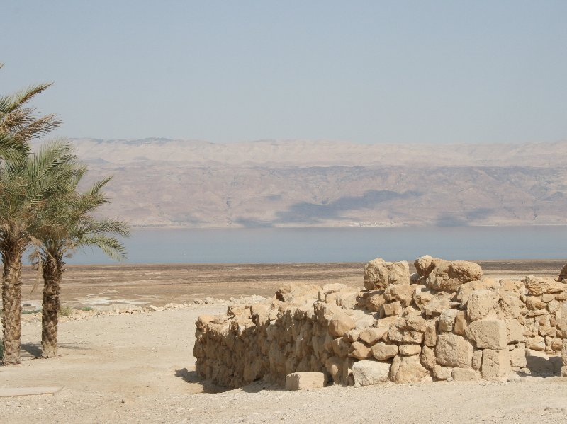 Photo Qumran Caves Israel eventually
